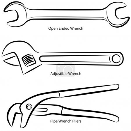 Wrench Type Set