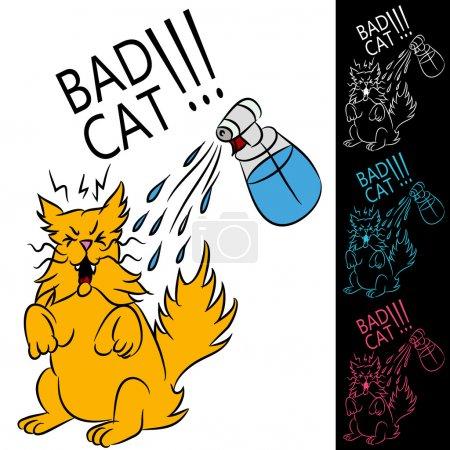 Mauvais chat
