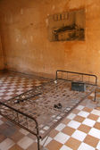Cell - Tuol Sleng Museum (S21 Prison), Phnom Penh, Cambodia