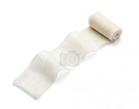 Bandage cotton medical aid wound