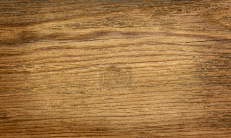 Photo for Close up of a brown wooden background - Royalty Free Image