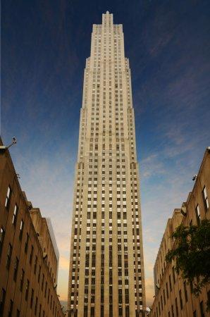 Photo pour Rockefeller Center à New York . - image libre de droit