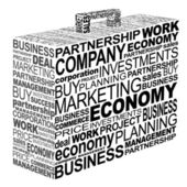 Typographic business case