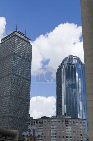 Skyscrapers of Boston