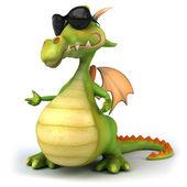 Dragon 3d ilustrace