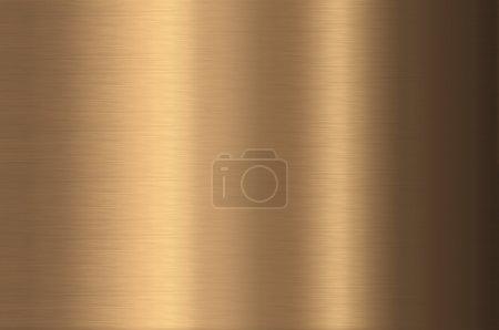 Metal background.Bronze.
