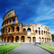 Colosseum in Rome, Italy...