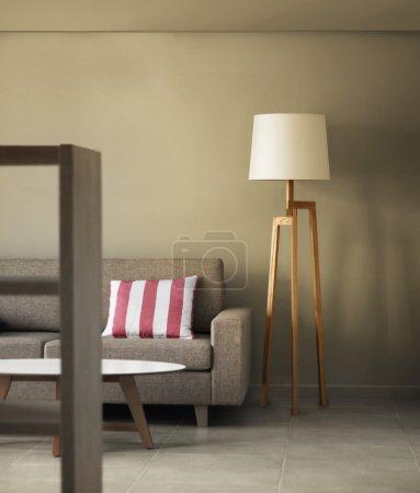 Modern home decoration concept