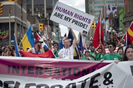 Pride Parade Toronto, 2012