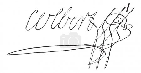 Signature of Marie-Anne Charlotte Corday d'Armont or Charlotte