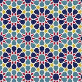 Arabesque seamless pattern 15