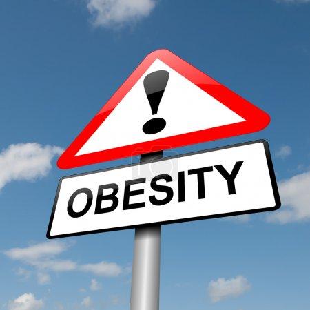Obesity concept.