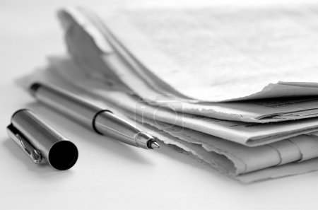 Newspaper and news