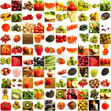 Assortment Of Different Fruits