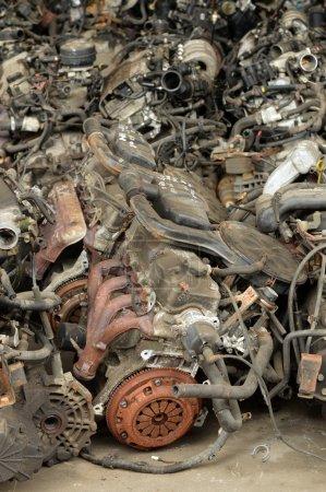 Reusable car engines