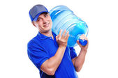 Bottled water delivery service