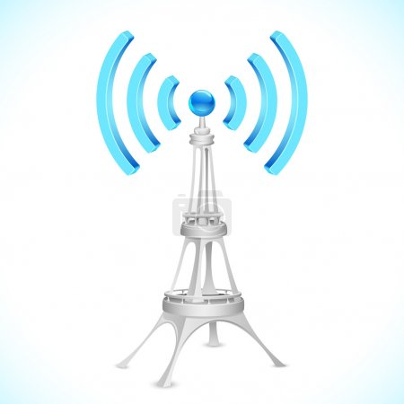 Wi-fi Tower