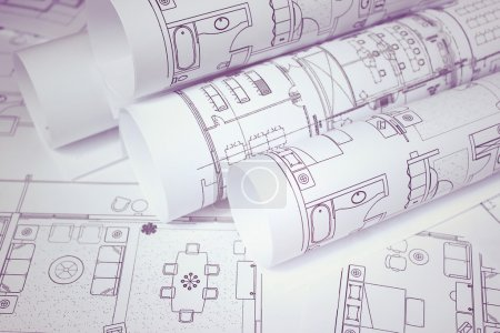 Blueprints for home, office