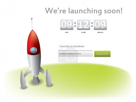 Launching site