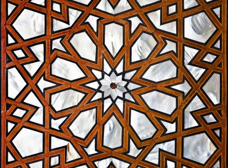 Islamic Wooden Art