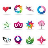 Contemporary Logo and Icon Collection