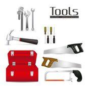 Illustration of tools