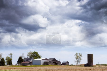 Foto de Vieja granja - Imagen libre de derechos
