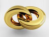 Zlatý řetěz, pneu