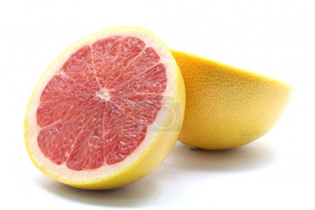 Juicy grapefruits