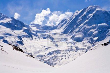 Photo pour Alp en Suisse gornergrat - image libre de droit