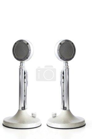 Retro Microphones