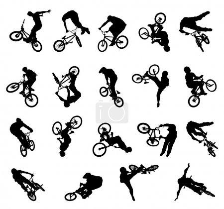 Jumping Bikes