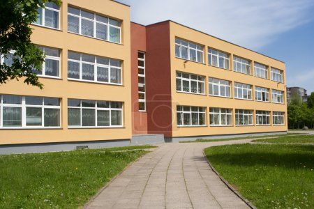 Photo for Exterior view of school - Royalty Free Image