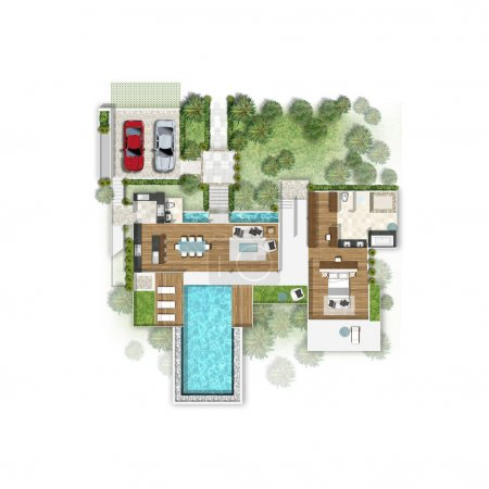 Planning of house