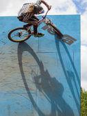 Slopestyle bike
