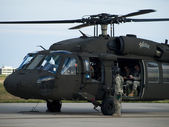 Vrtulníku Black hawk