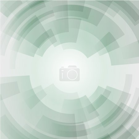 Illustration for Technology background, eps10 vector - Royalty Free Image