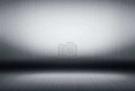 Photo for High resolution steel texture abstract background - Royalty Free Image