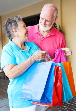 Seniors - Shopping Trip