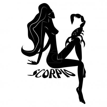 Scorpio/Elegant zodiac sign