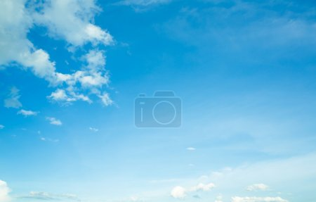Foto de Cielo azul - Imagen libre de derechos