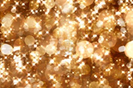 Foto de Luces de oro - Imagen libre de derechos