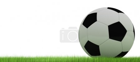 Photo for Football - Soccer ball - Royalty Free Image