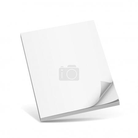 Cover white book