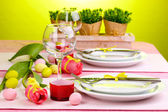 Velikonoční stůl