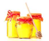 Med izolovaných na bílém