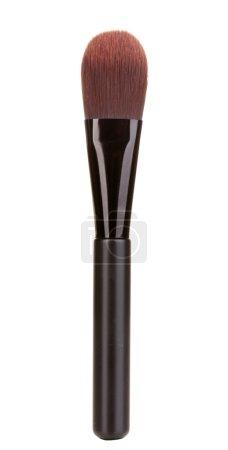 Cosmetic brush isolated on white
