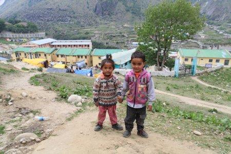 Children in North India