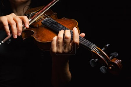 Cellist playing classical music