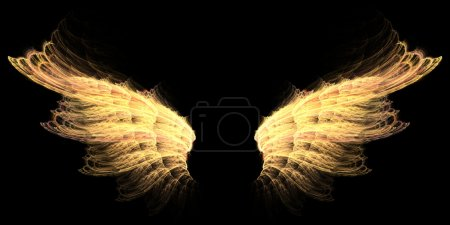 Hell gold wings